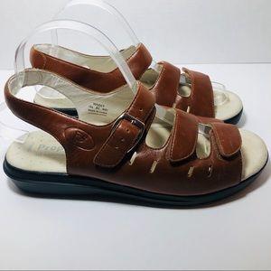 Propet Breeze Walker Leather Comfort Sandals